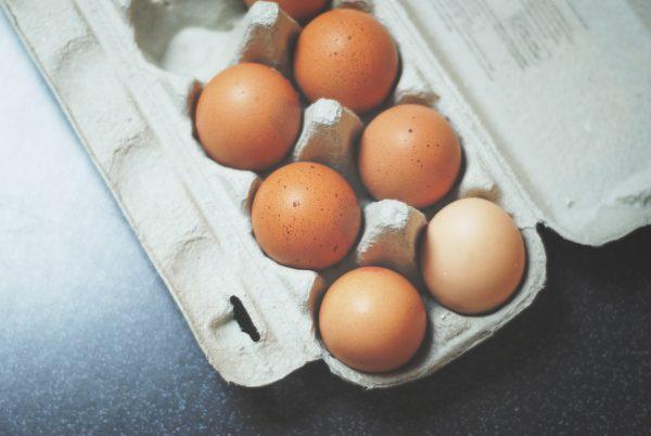 Vijf manieren om een ei te bereiden